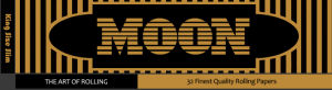 Moon Gold King Size Slim Rolling Paper pictures & photos