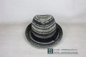 Paper Straw Hat (XH-PA2105) pictures & photos
