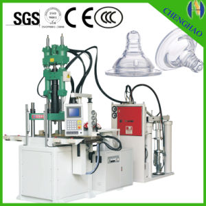 Automatic Rubber and Silicone Injection Moilding Machine for Nipple