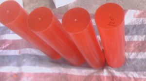 80-95shore a Polyurethane Sheet, PU Sheet, Polyurethane Rod, PU Rod for Industrial Seal with Red Color pictures & photos