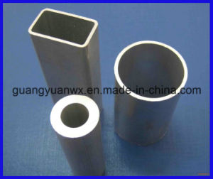 6061 T6 Anodized Aluminium Extruded Tube/Pipe pictures & photos