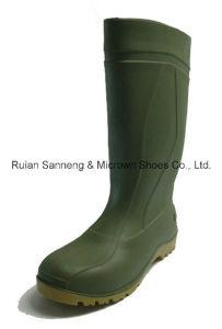 PVC Rain Protective Boots Sn1255 pictures & photos
