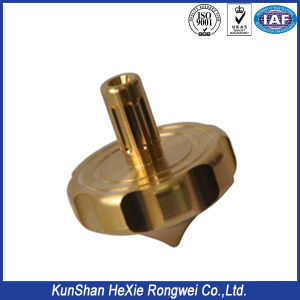 Precision Brass CNC Milling Machining Lathe Turning Parts pictures & photos