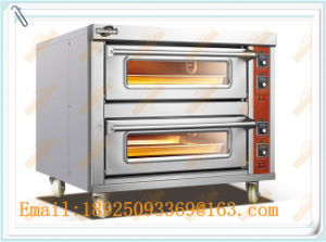 2 Layer 2 Tray with Instrument Electric Bakery Oven pictures & photos