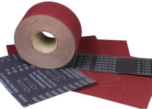 Red Aluminum Oxide R/R Abrasive Cloth K11 pictures & photos