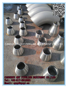 GB/T 12459-2005 Seamless Pipe Fitting Concentric and Eccentric Reducer pictures & photos