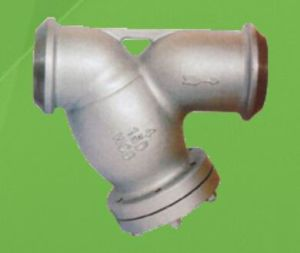 Socket Welded and Butt Welded Y Type Strainers (GAGL61H) pictures & photos