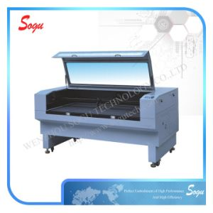 Xw0004 Leather Laser Cutting Machine pictures & photos