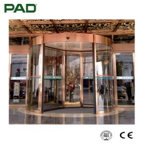 Automatic Revolving Door (three wing) pictures & photos