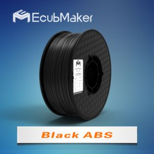 1.75mm ABS Filament for 3D Printer Black Color pictures & photos