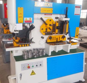 Hydraulic Angle Iron Bar Bending Machine pictures & photos