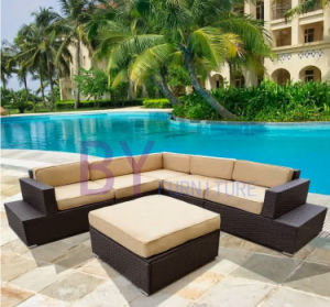 Miami Artificial Rattan Garden Furniture pictures & photos