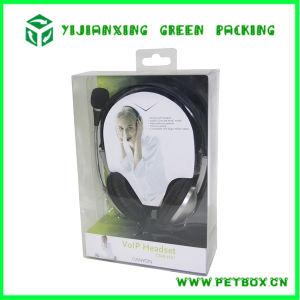 Headphone Plastic Transparent Packaging Box