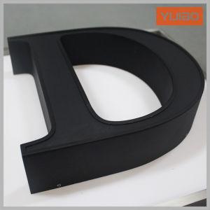 Acrylic Decorative Alphabet Letters Sign with Trim Cap pictures & photos