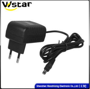 12W AC/DC Adapter with Microphone/Monitor (WZX-365) pictures & photos
