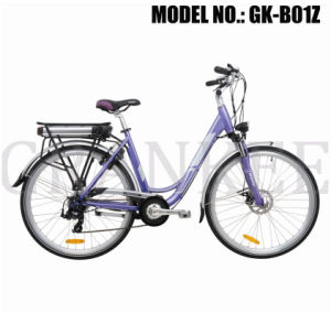 "28 "" Lady Al Electric Bicycle with En15194 pictures & photos"