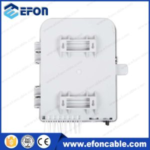 FTTH 16port PLC Splitter Weatherproof Fiber Opitc Distribution Box pictures & photos