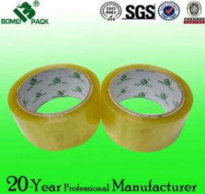 Clear Acrylic Water Glue BOPP Adhesive Packing Tape Manufacturer 48mm pictures & photos