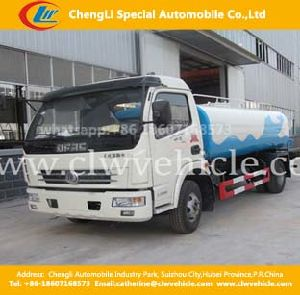 Small Dongfeng 4000-5000L 120HP Water Sprinkler Truck pictures & photos