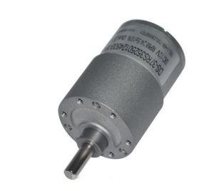 Dsd-37RS3525 37mm 12V 24V DC Spur Gear Reducer Motor pictures & photos