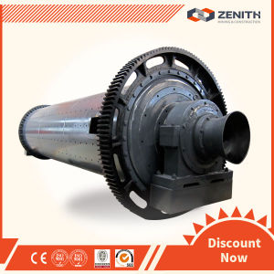 Zenith Ball Mill with Large Capacity and Low Price pictures & photos