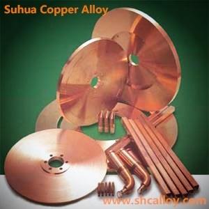 Copper Chromium Zirconium Seam Welding Wheels Cucrzr pictures & photos