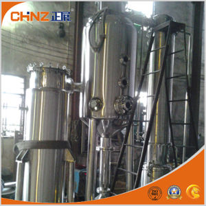 Wenzhou Chinz Double-Effect External Circulation Vacuum Concentrator for Fruit Juice / Puree pictures & photos