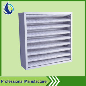 Large Dust Capacity Air Board Filter for Sale