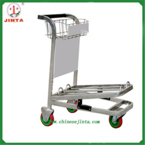 Factory Wholesale Heavy Duty Airport Carts (JT-SA06) pictures & photos
