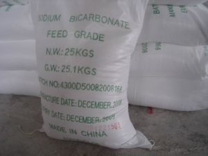 Sodium Hydrogen Carbonate Feed Grade for Export