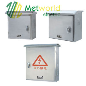 Stainless Steel Foundation Box / Outdoor Box pictures & photos
