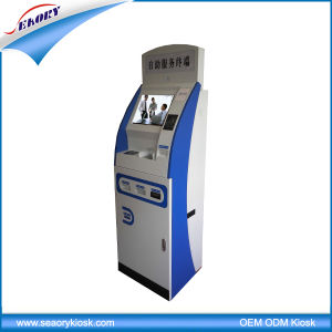 Self-Service Card Reader WiFi Touch Screen Kiosk Terminal Machine pictures & photos