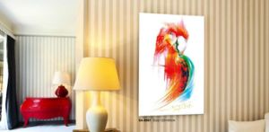 Factory Supply Latest Design Office Supply Acrylic Painting pictures & photos