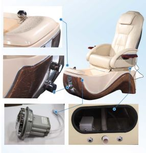 Salon Equipment Hot Tub Pedicure SPA Chair (A601-16-D) pictures & photos