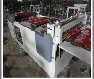 Economic Type Pet Film Roll to Sheets Cutting Machine Without Lines (DC-HQ500-1500) pictures & photos