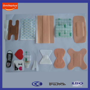 Mix Material First Aid Plaster Manufacturer pictures & photos