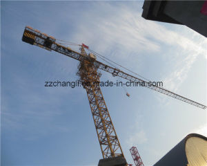 Qtz20-160 a Variety of Models Tower Crane to Choose pictures & photos