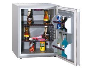 Tengyun Latest Design Desktop Fridge Double Direction Door Beverage Cooler Xc-38 pictures & photos