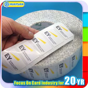 13.56MHz Hf Ntag213 RFID roll NFC Sticker pictures & photos