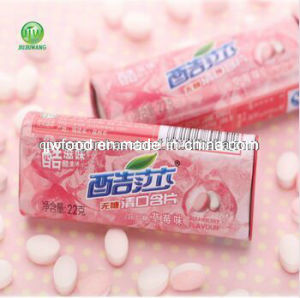 Coolsa New Packing Strawberry Flavor Cool Mint Candy pictures & photos