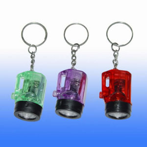 Flashlight Key Chain (B1-009)