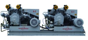 High Pressure Air Compressor/Medium Air Compressor/Blow Air Compressor pictures & photos