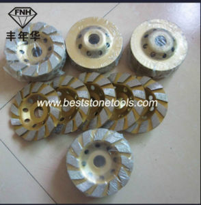 Diamond Grinding Concrete Cup Wheel pictures & photos