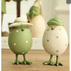 Cute Cartoon Creative Gift Pantanal Eggs Small Ornaments Home Decoration pictures & photos