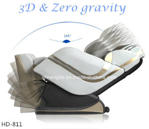 Air Ventilation System 3D Zero Gravity Massage Chair pictures & photos