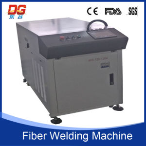 Low Price 600W Optical Fiber Transmission Laser Welding Machine pictures & photos