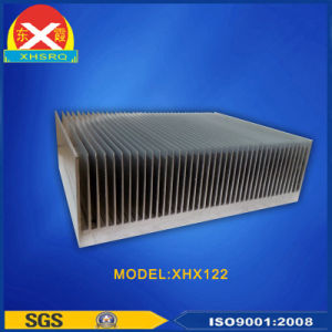 Customized Aluminum Profile Heat Sink with CNC Machining pictures & photos