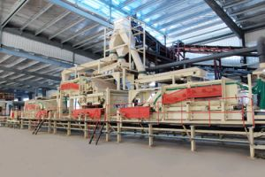 OSB (Oriented Structural Board) Machine Line pictures & photos