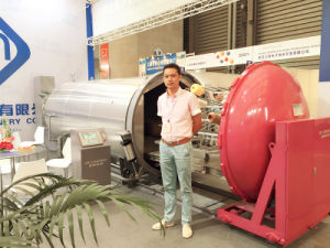 Hot! Jm Vacuum Yarn Conditioning Machine pictures & photos