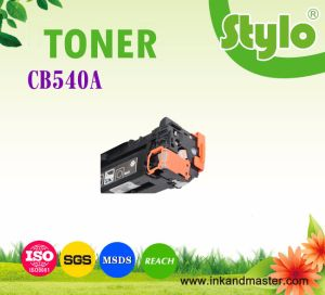 High Quality Color Toner Cartridge CB540A/541/542/543 for HP Printer pictures & photos